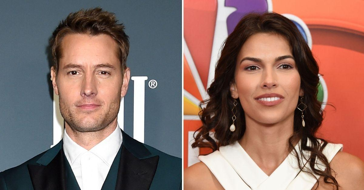 justin hartley sofia pernas wedding rumors ring