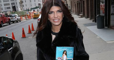 Teresa giudice second book prison 06
