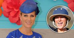 zara phillips appearance miscarriage long