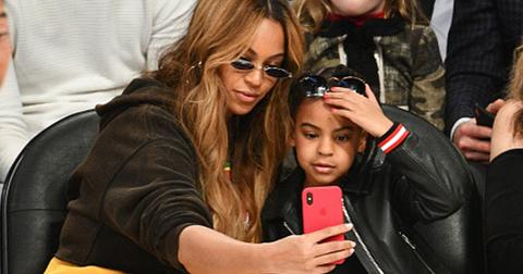 Beyonce blue ivy carter personal shopper stylist