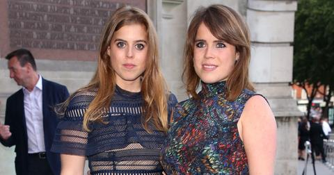 Princesses beatrice eugenie its hard being royal pp