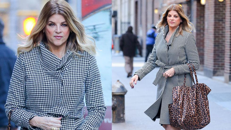 Kristie alley weight loss jenny craig