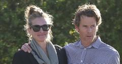 *EXCLUSIVE* Julia Roberts and Daniel Moder cuddle up after leaving Urgent Care