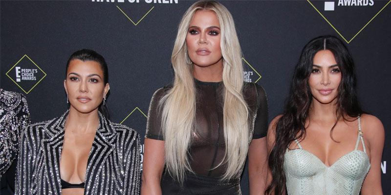 Kourtney Kardashian Lashes Out On Kim & Khloe For Crossing Boundaries
