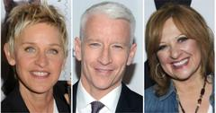 Ellen DeGeneres Andersoon Cooper Caroline Manzo