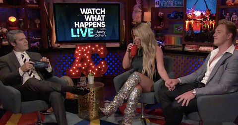 Kim Zolciak Another Baby Husband Kroy Watch What Happens Live hero