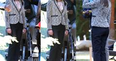 INF – 'Glee' filming on location