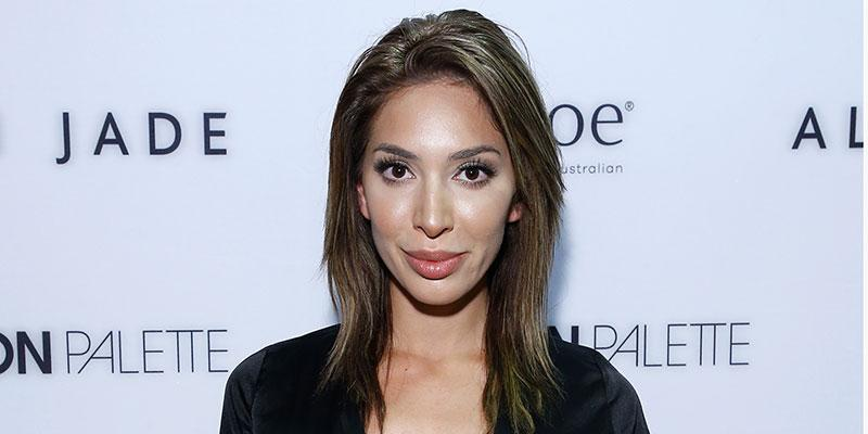 PICS Farrah Abraham Attends NYFW Shortly After Nude Photo