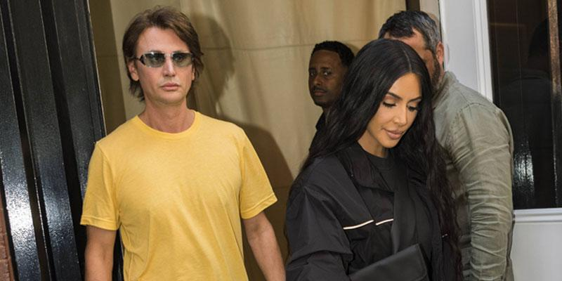 kim kardashian jonathan cheban spotted together first time in four months pics pp