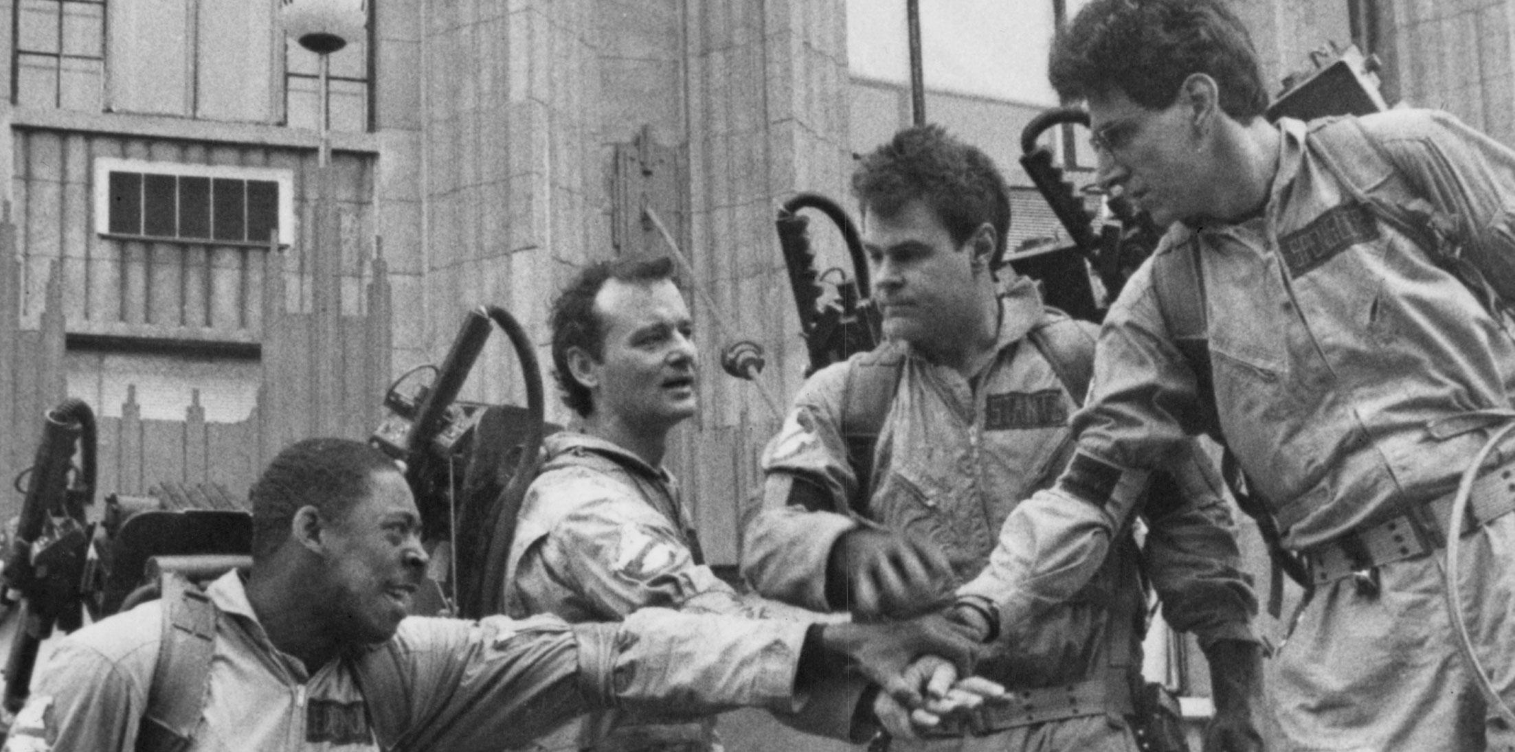 Dan Aykroyd Knew 'Ghostbusters' Director's Reputation