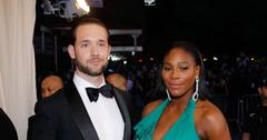 Serena williams married alexis ohanian