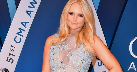 miranda lambert new husband