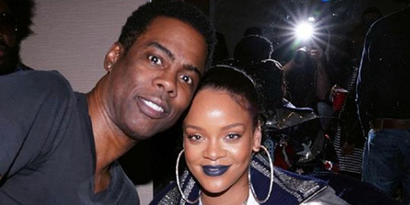 Chris rock relationship rihanna
