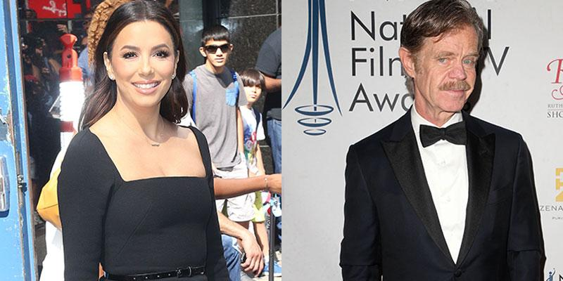 Eva Longoria William H. Macy Letters To The Judge Felicity Huffman College Admissions Scandal