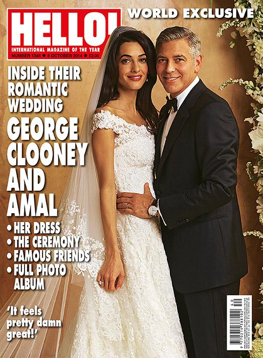 Hello george and amal cover–z