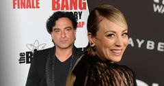 Kaley Cuoco Opens Up About 'Sensitive' Sex Scenes With Johnny Galecki On 'Big Bang Theory'