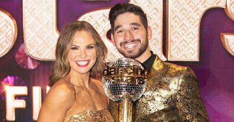 Hannah Brown DWTS Winner PP