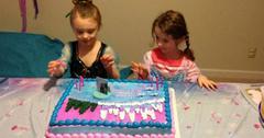 Ali aleeah birthday party