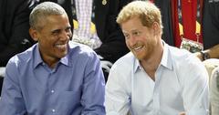 Barack obama prince harry interview