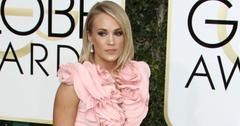 Carrie underwood instagram after accident photos scar lip