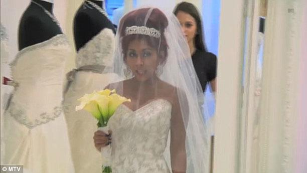 Wedding Dress Snooki