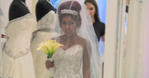 Wedding Dress Snooki