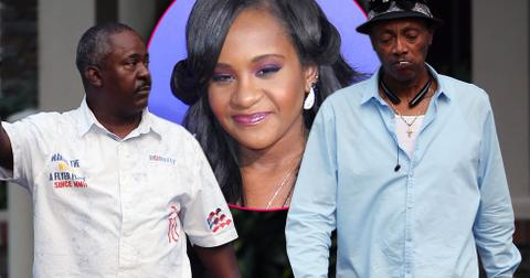 BOBBI KRISTINA BROWN VISITED UNCLES STILL ALIVE