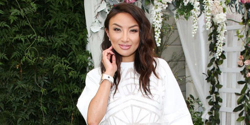 Jeannie Mai White Dress Home Makeover
