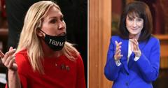 congresswoman marjorie taylor greene transphobic attack marie newman