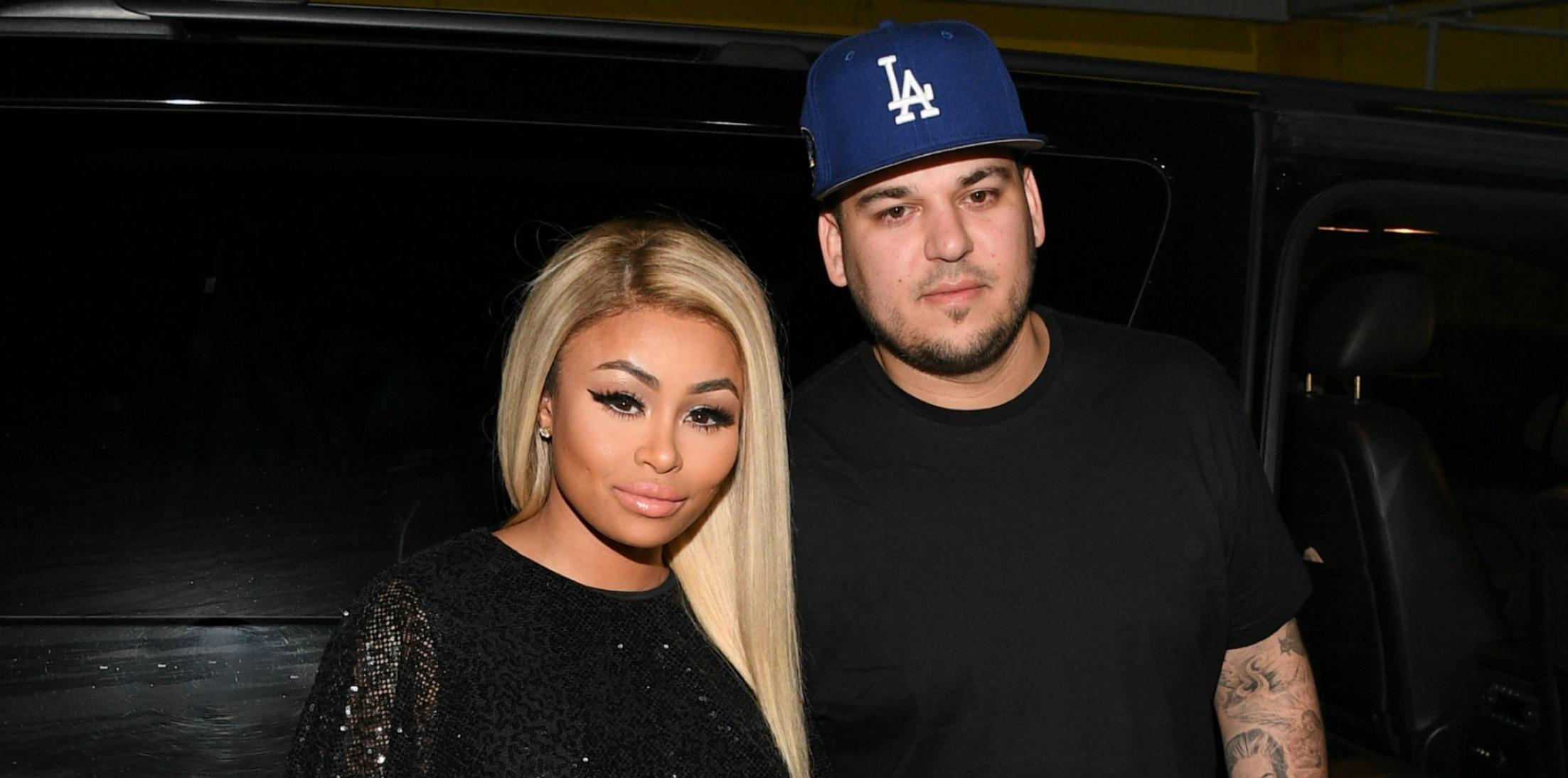 blac chyna rob Kardashian custody agreement dream long
