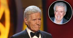 Alex Trebek Reflects On Regis Philbin's Infamous Game Show Moments