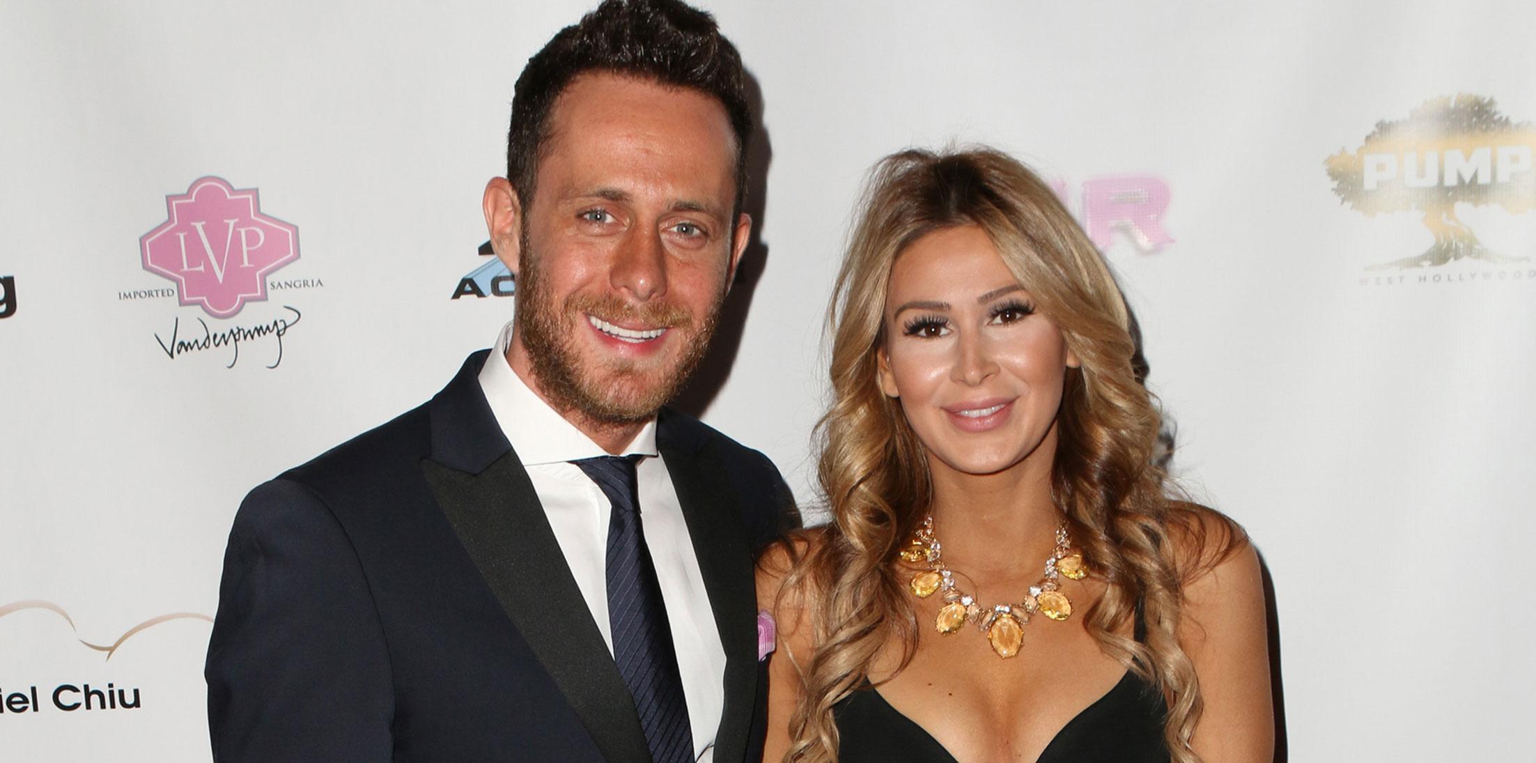million dollar listing david parnes wife adrian abnosi pregnant long