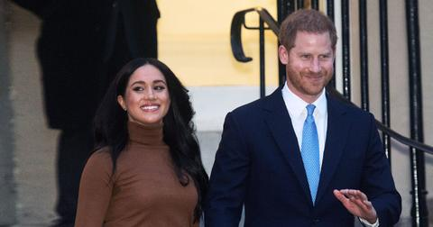 Prince Harry and Meghan Markle Sign Spotify Deal To Produce Podcasts
