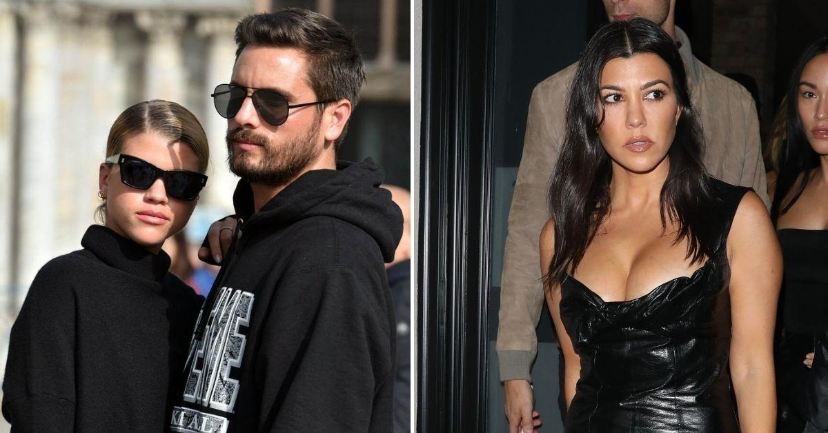 scott disick sofia richie ultimatum kourtney kardashian kuwtk