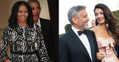 The Obamas And The Clooneys Vacation In Italy