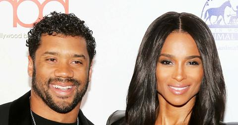 Russell Wilson's Mom Told Him To Step Up & Be A Dad To Ciara's Son