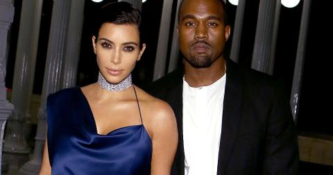 Kim kardashian kayne west why name saint