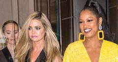 RHOB Garcelle Beauvais Pact With Denise Richards