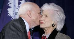 John McCain Roberta McCain
