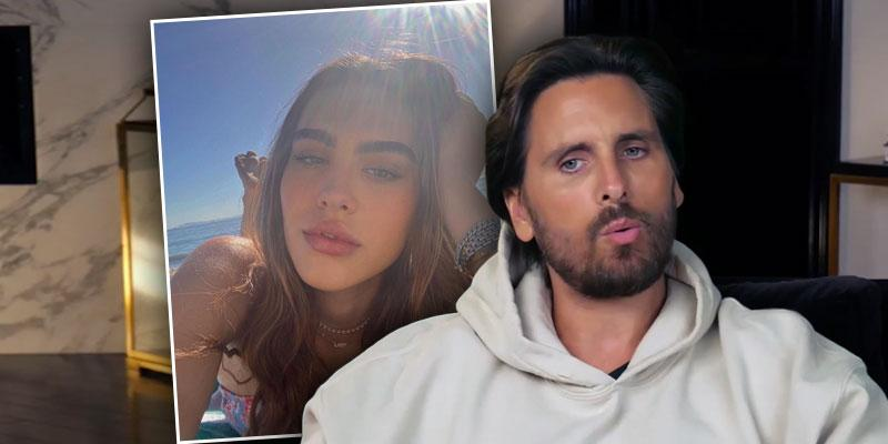 Is Scott Disick Dating Amelia Hamlin? New Couple Spotted On The Beach