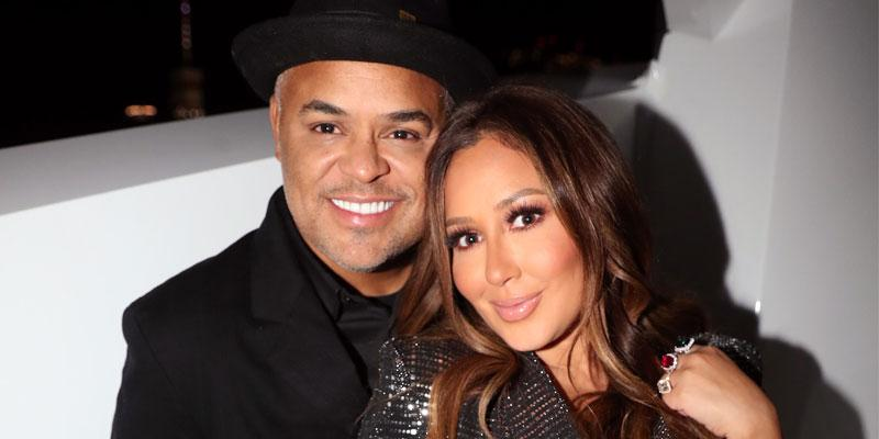 Adrienne Bailon Israel Houghton Never Married Again PP