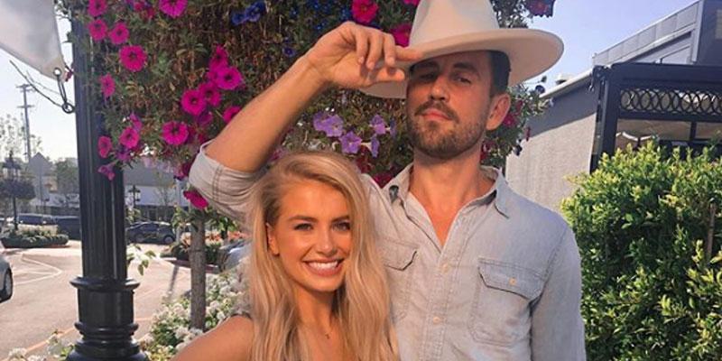 Nick Viall Demi Burnett Denies Dating PP