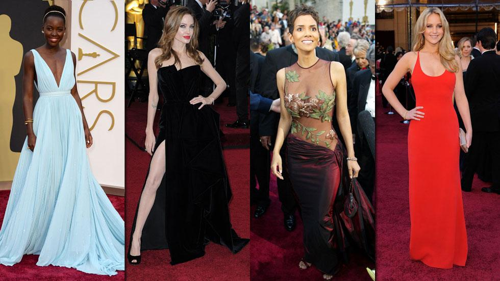 Oscars most memorable dresses
