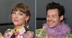 taylor swift harry styles reunion grammy awards video fan reactions pf