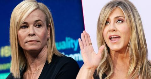 Chelsea Handler Wont Say What Ended Jennifer Aniston Friendship