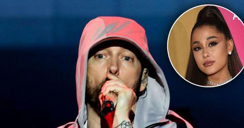 Eminem's Fans Slam Him For Joking About Ariana Grande's Concert Bombing