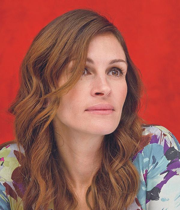 Julia Roberts Portrait Session
