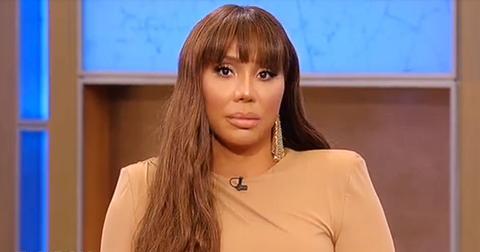 Tamar Braxton on Tamron Hall Show