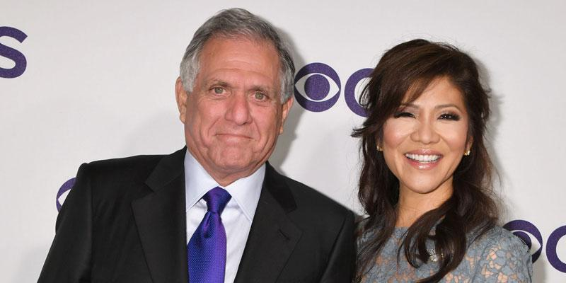 Julie Chen Moonves support