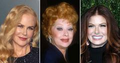 Debra Messing or Nicole Kidman As Lucille Ball